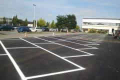 Parking épis